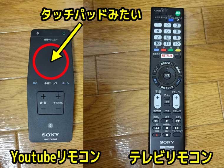 4KTVリモコン