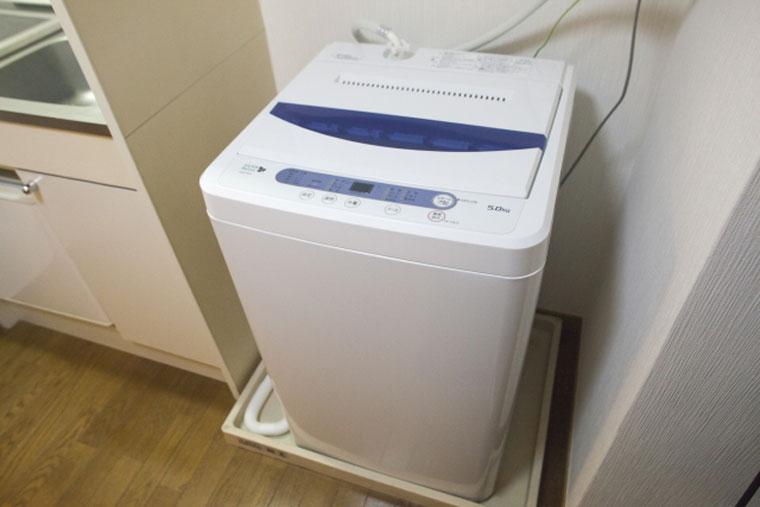 洗濯機水漏れ