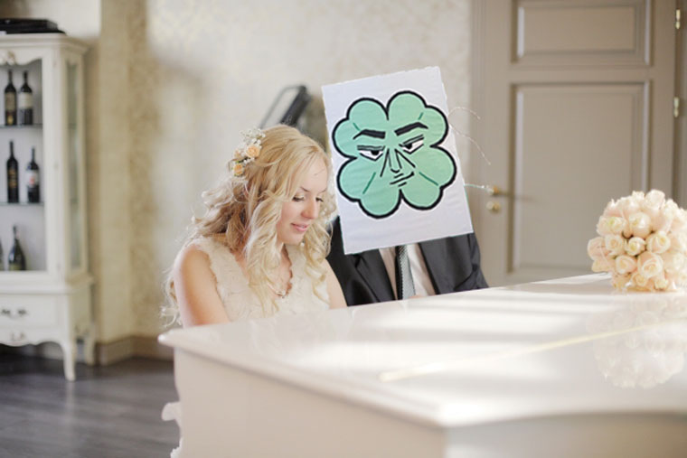 彼女の為にピアノを弾く