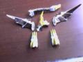 スタイルアクションウィザードEXのドラゴンをマーカーで塗ってみた