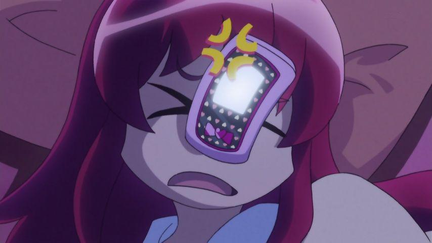 意思を持った携帯