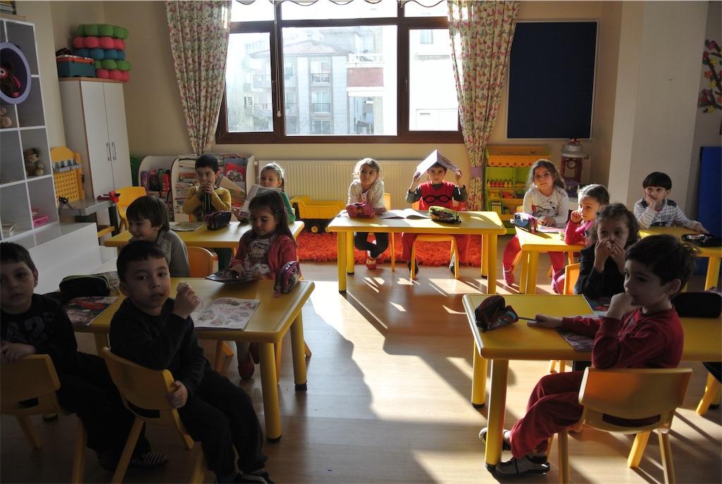 トルコの幼稚園
