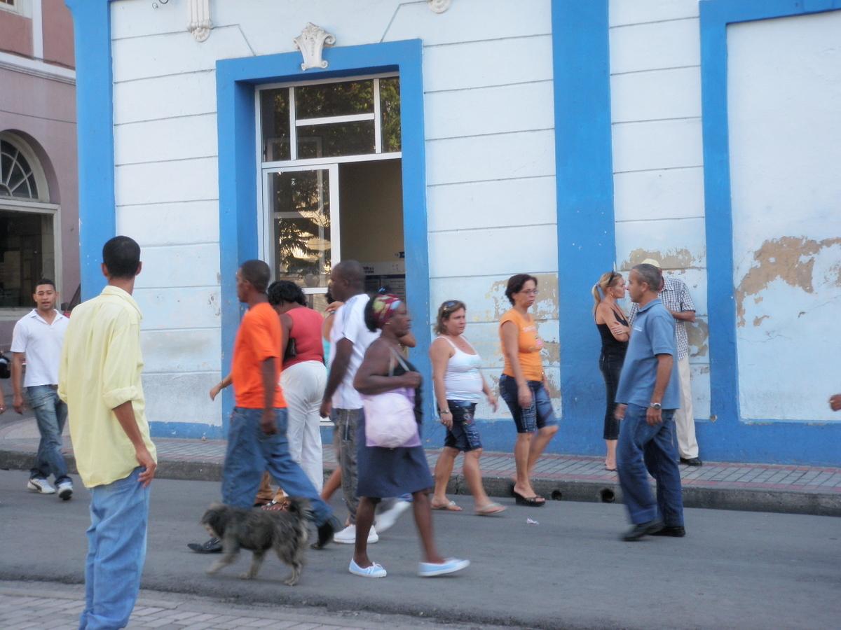 サンティエゴ・デ・キューバ
