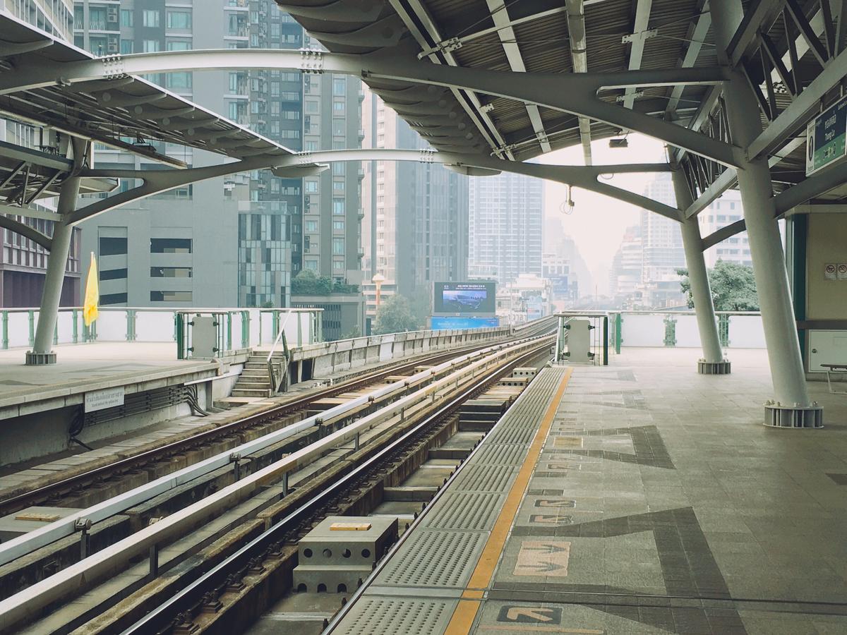 バンコクのBTS駅