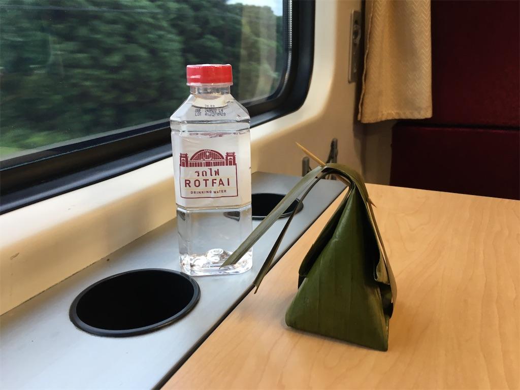 寝台列車の写真
