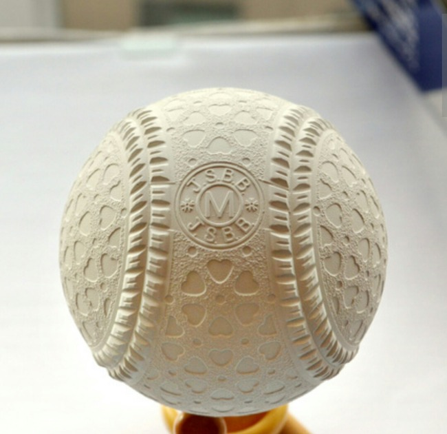 新しい軟式ボール