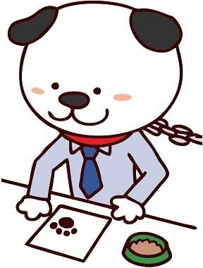 会社の犬と化したギラファ