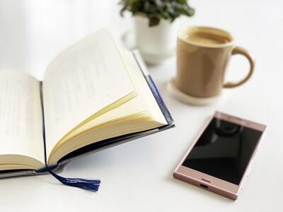 カフェと読書