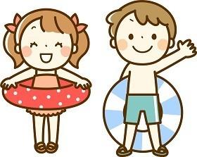 保育園幼稚園の水泳