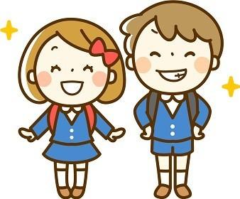 キラキラの小学1年生