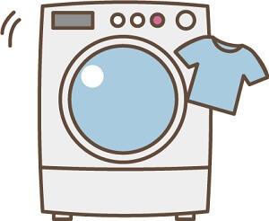 洗濯機の中をピカピカに!