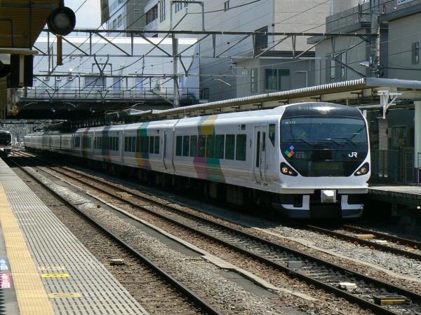 JR東日本E257系電車