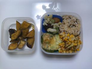 私のお弁当(11/17、18、19)の画像