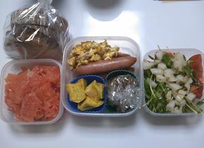 私のお弁当(11/26、27、30)の画像