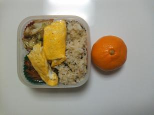 私のお弁当(12/9、10、11)の画像