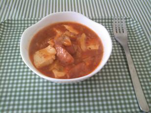 カップスープの素の有効活用の画像
