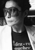 欲しいものメモ:Yoko Ono Tシャツの画像