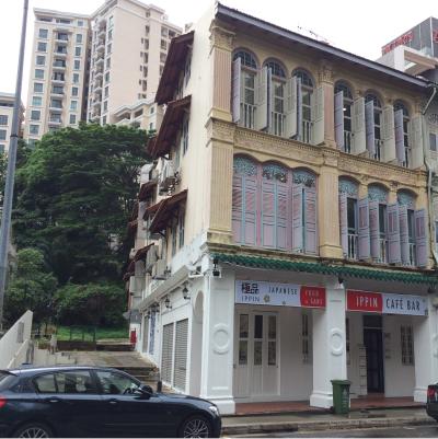 シンガポール建物