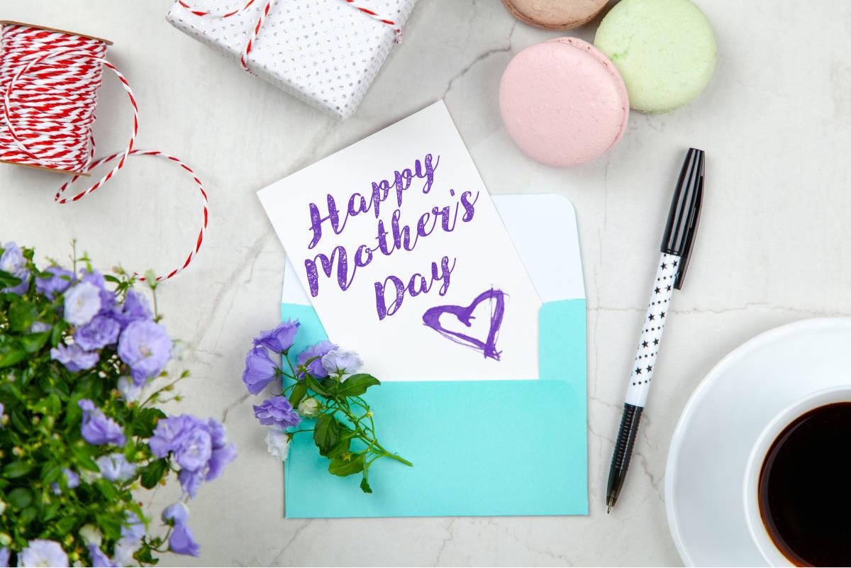 母の日のカードに添える素敵な英語メッセージ