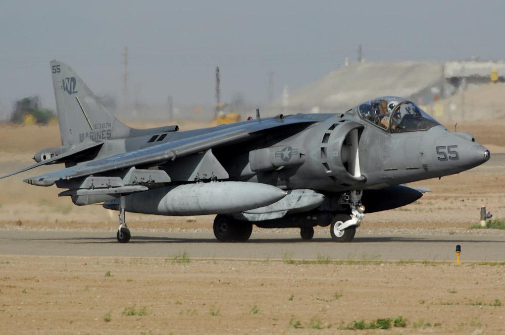 個別「[Aircraft]VMA-311 AV-8B(NA) WL-55/163874」の写真、画像、動画 ...