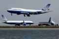 [Aircraft]United Airlines B747-422/N199UA