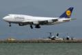 [Aircraft]Lufthansa B747-430/D-ABVL
