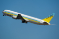 [Aircraft]Hokkaido International Airlines - Air Do B767-33A/ER/JA01HD