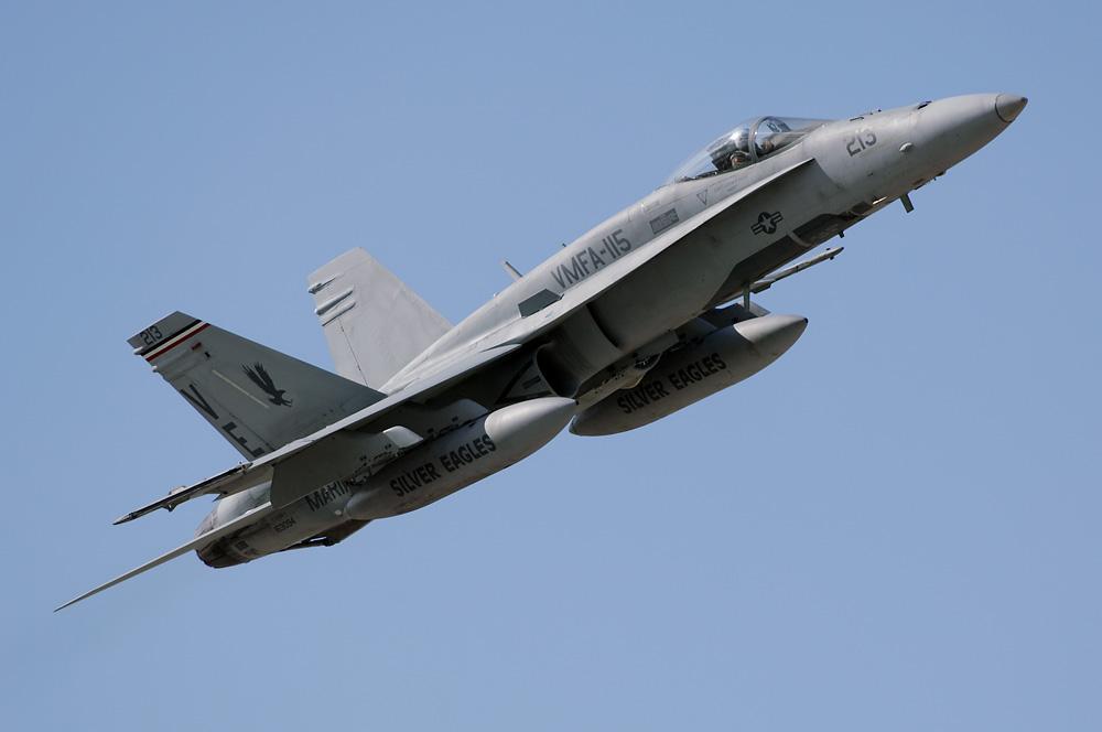 A-115 FA-18A++ VE-206 163137VFA-18A++ VE-213/163094