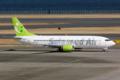 [Aircraft]Solaseed Air B737-43Q/JA737G
