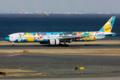 [Aircraft]All Nippon Airways B777-381/JA754A