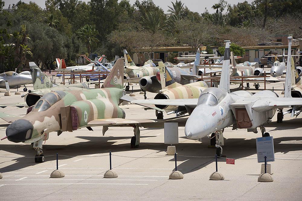 Total Nonstop Aviation   イスラエル空軍博物館