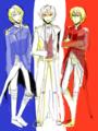 [フランス][フランス制服]