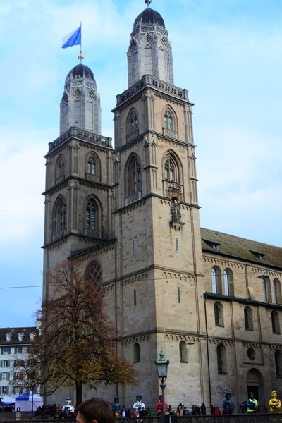 グロスミュンスター大聖堂
