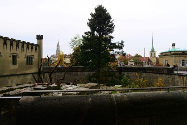 ベルンにあるべーレングラーベン