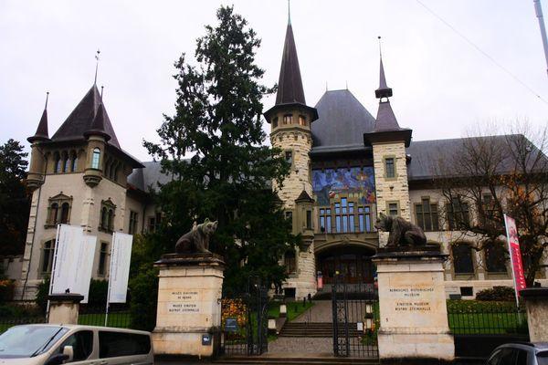 ベルン歴史博物館とアインシュタイン博物館