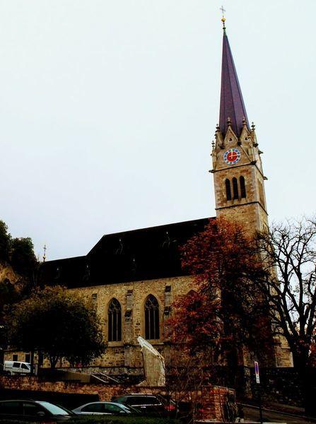 リヒテンシュタインの聖フロリン大聖堂