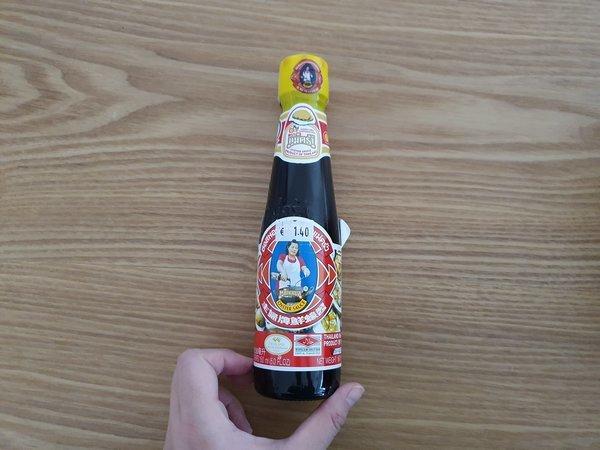 ドイツで購入できるオイスターソース