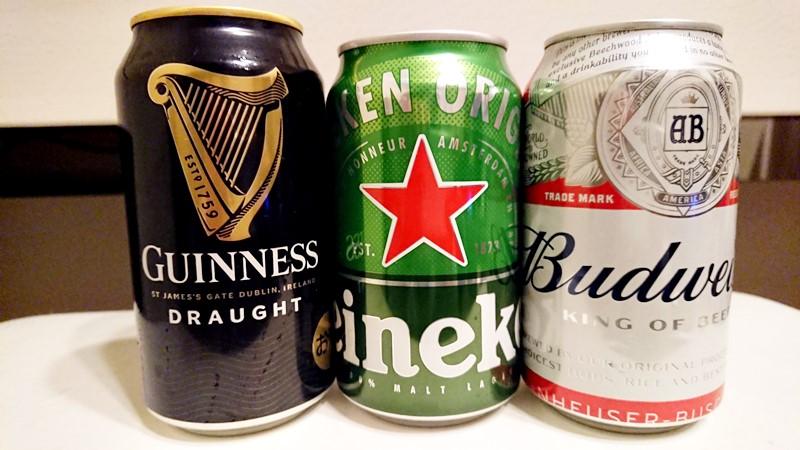 海外有名ビール