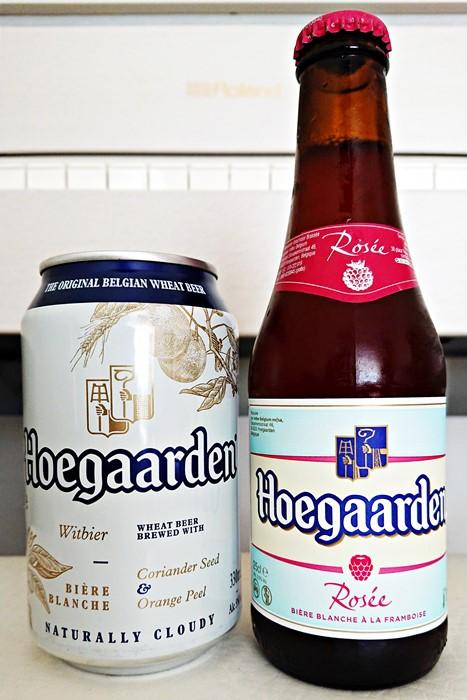 【レビュー】ヒューガルデンホワイト・ロゼを飲んだ感想