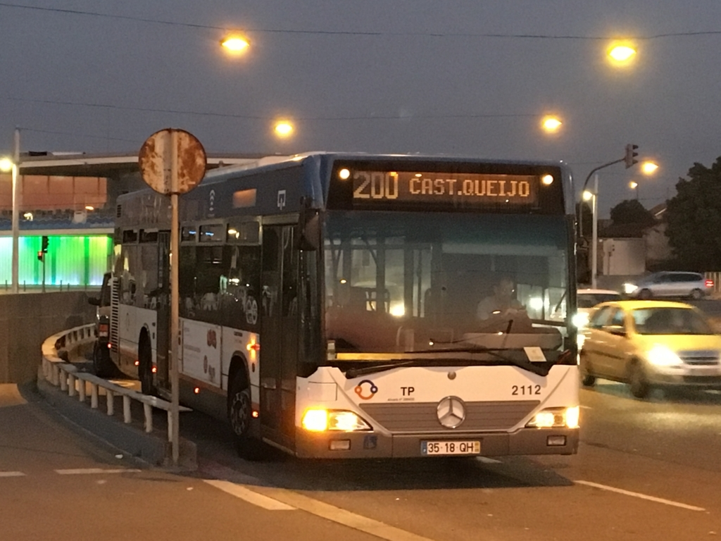 ポルト市内交通(バス編)
