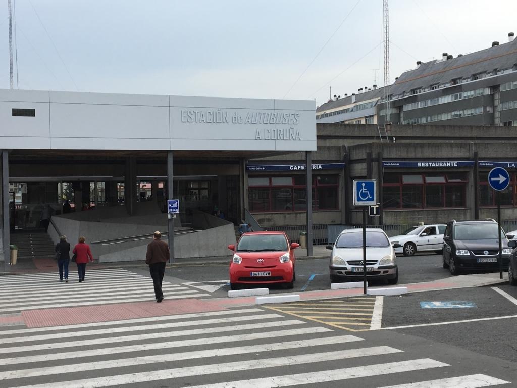 スペインでの移動手段アルサ(バス編)
