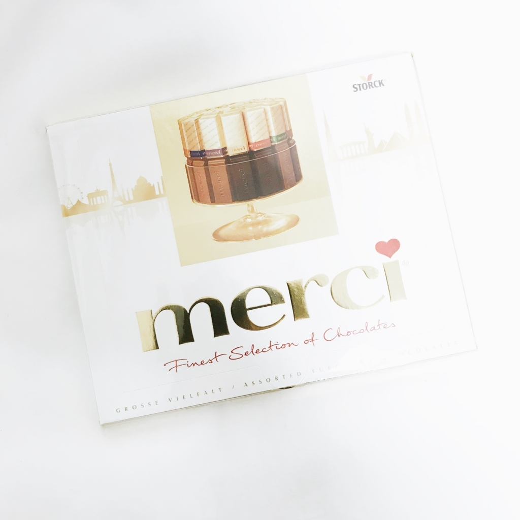 メルシー チョコレート