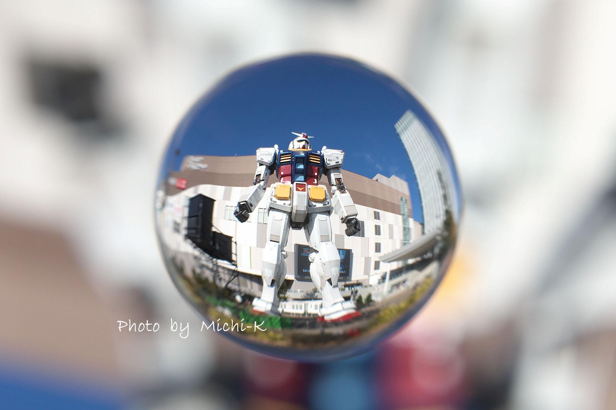 お台場・宙玉ガンダム-3