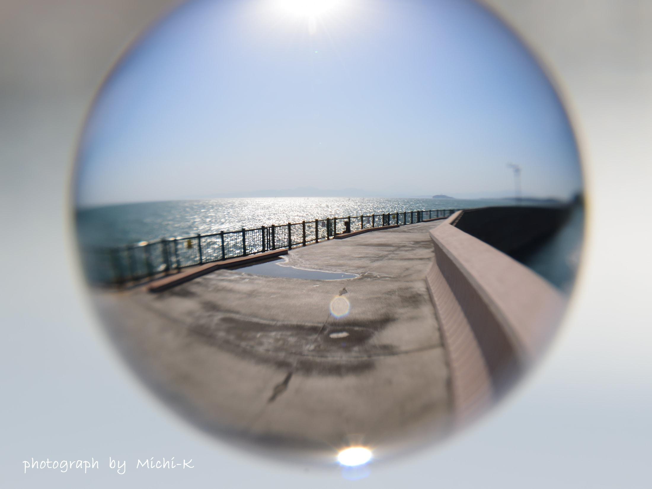 葉山港-8(宙玉)