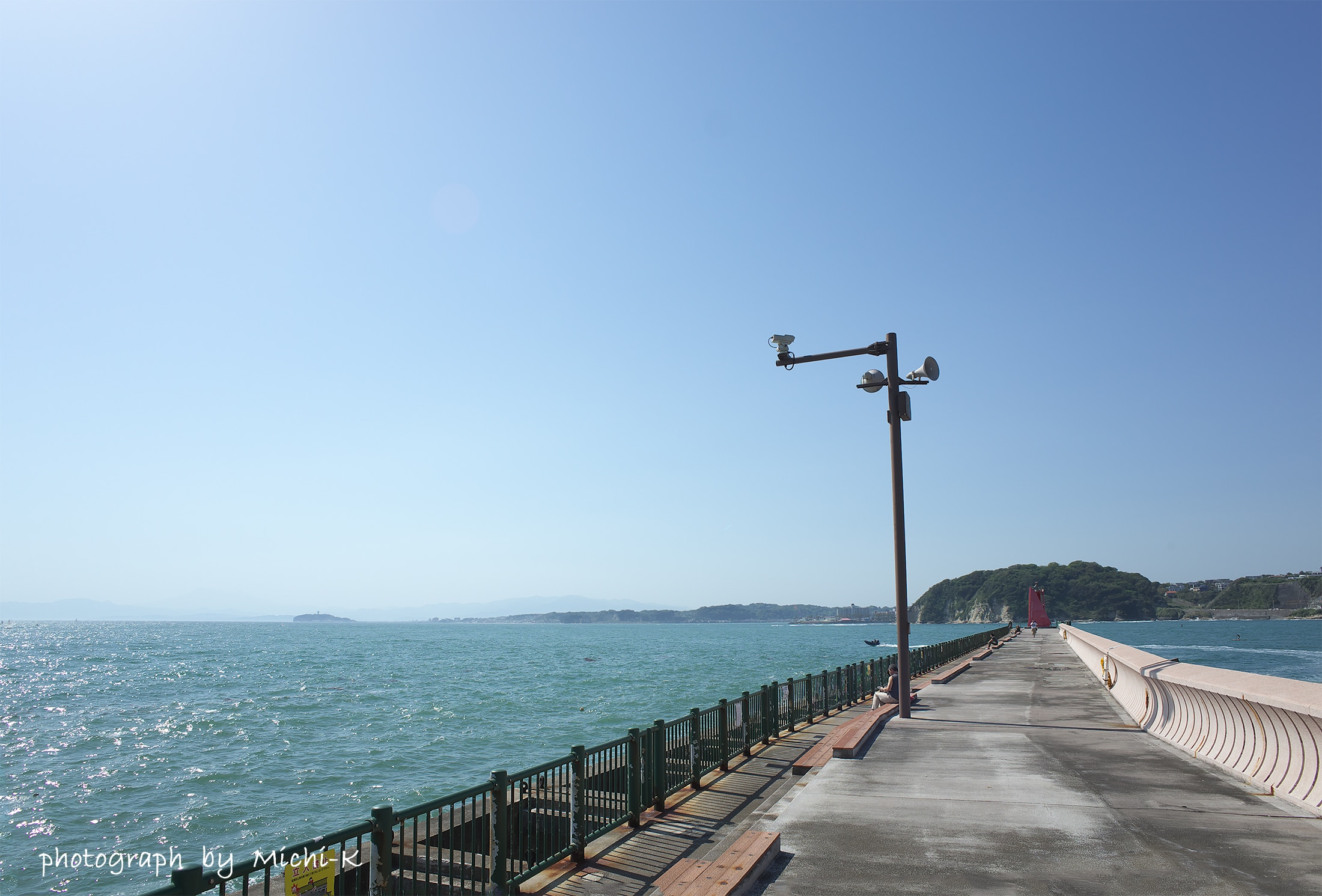 葉山港-1