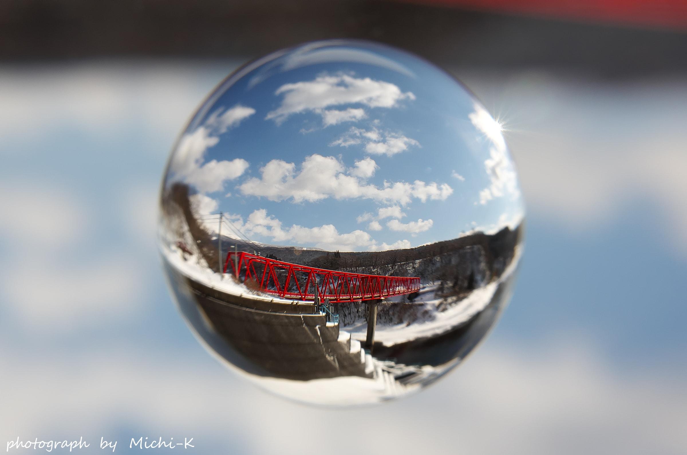 月光川大橋-宙玉(そらたま)1