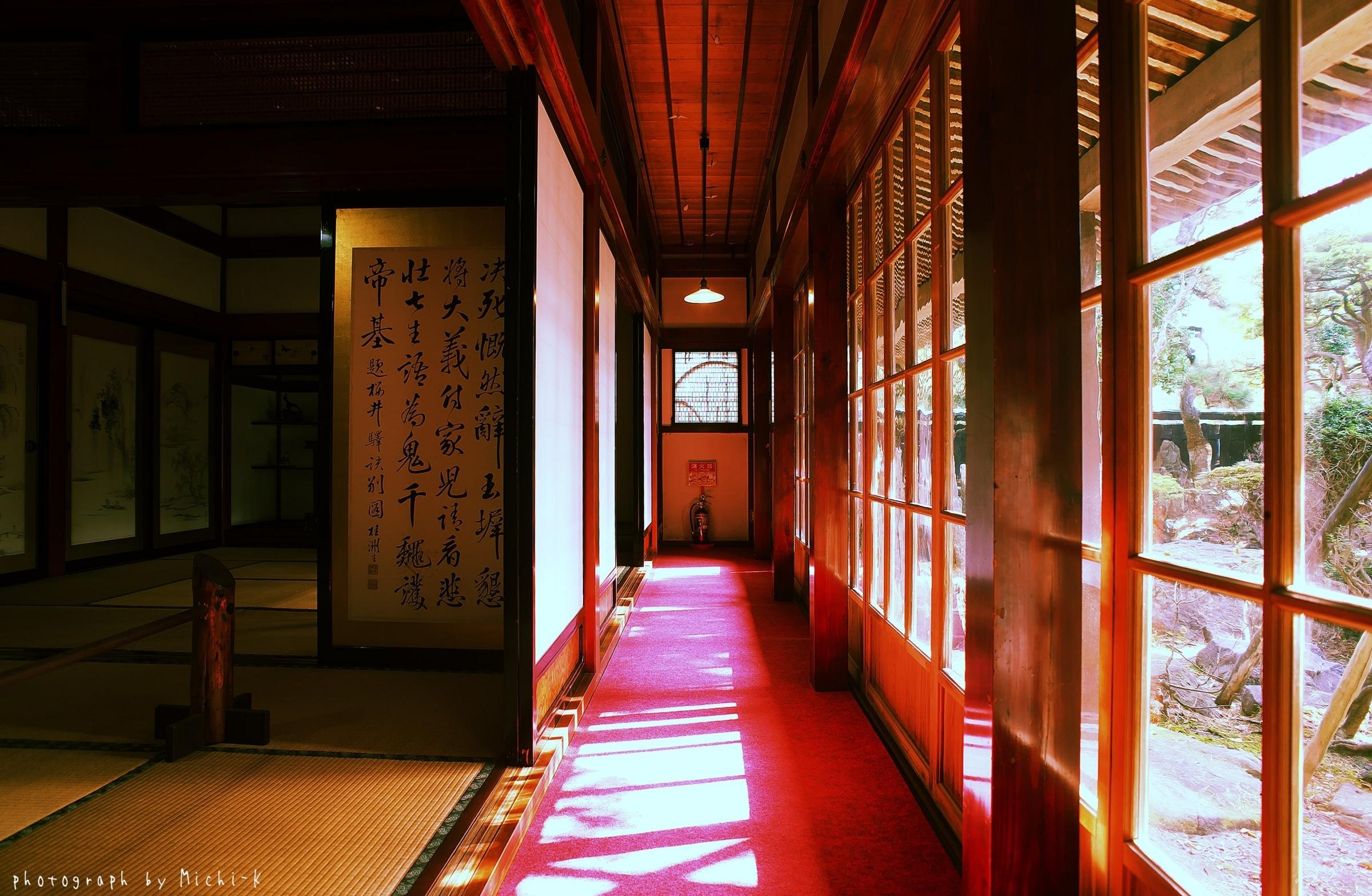山形県遊佐町・旧青山本邸6