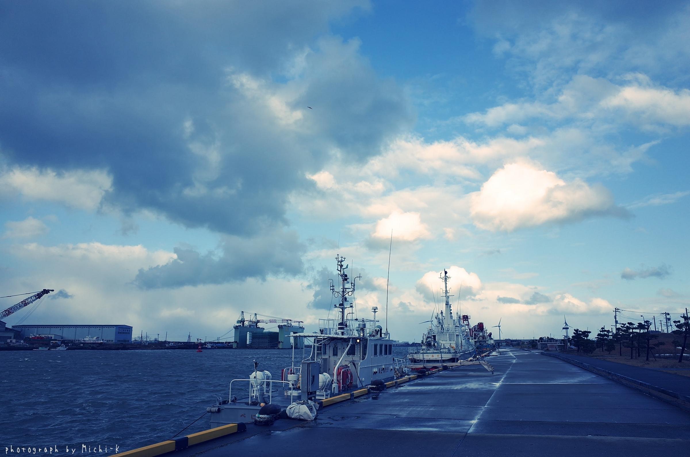 酒田港-1