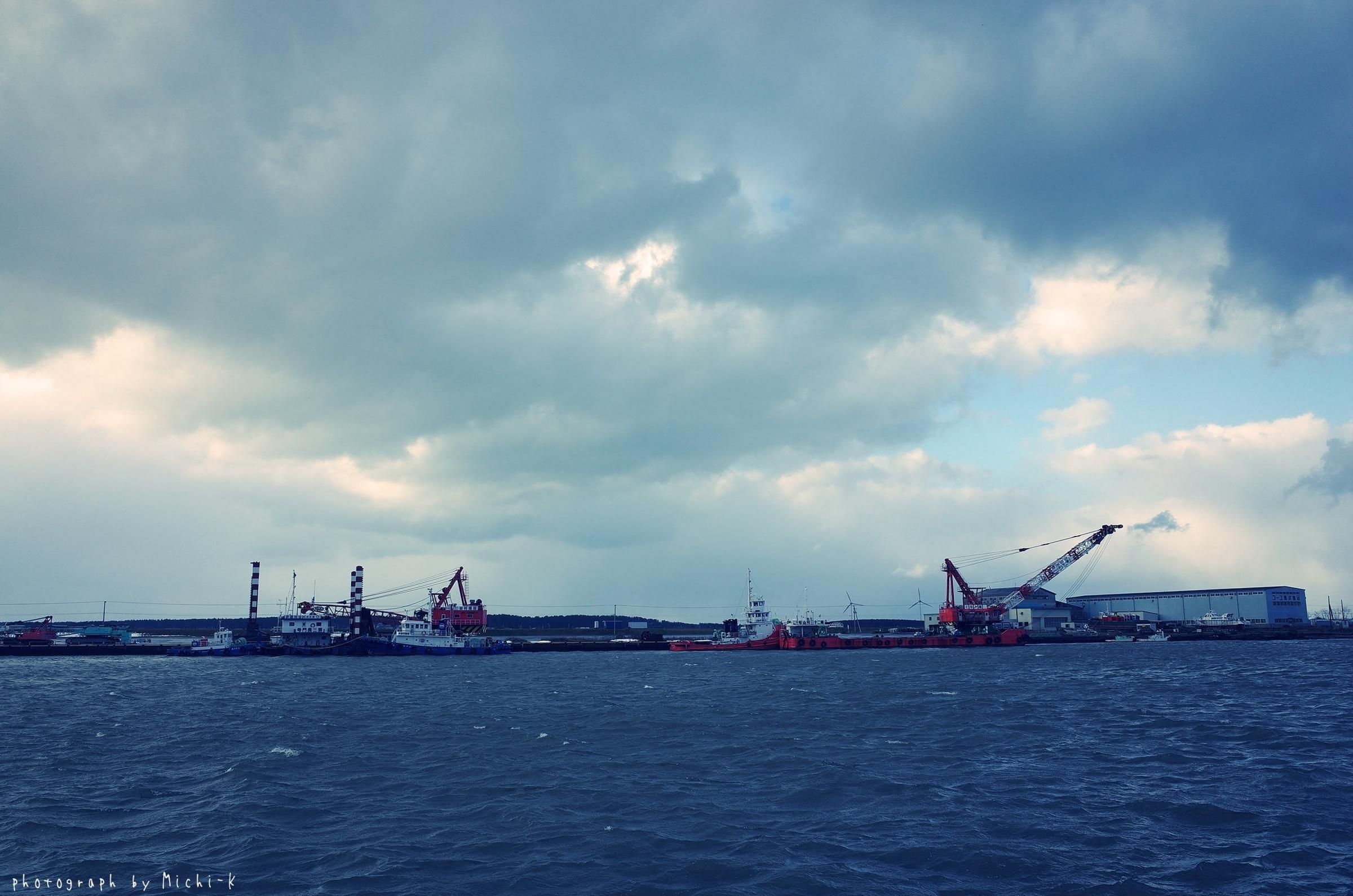 酒田港-2
