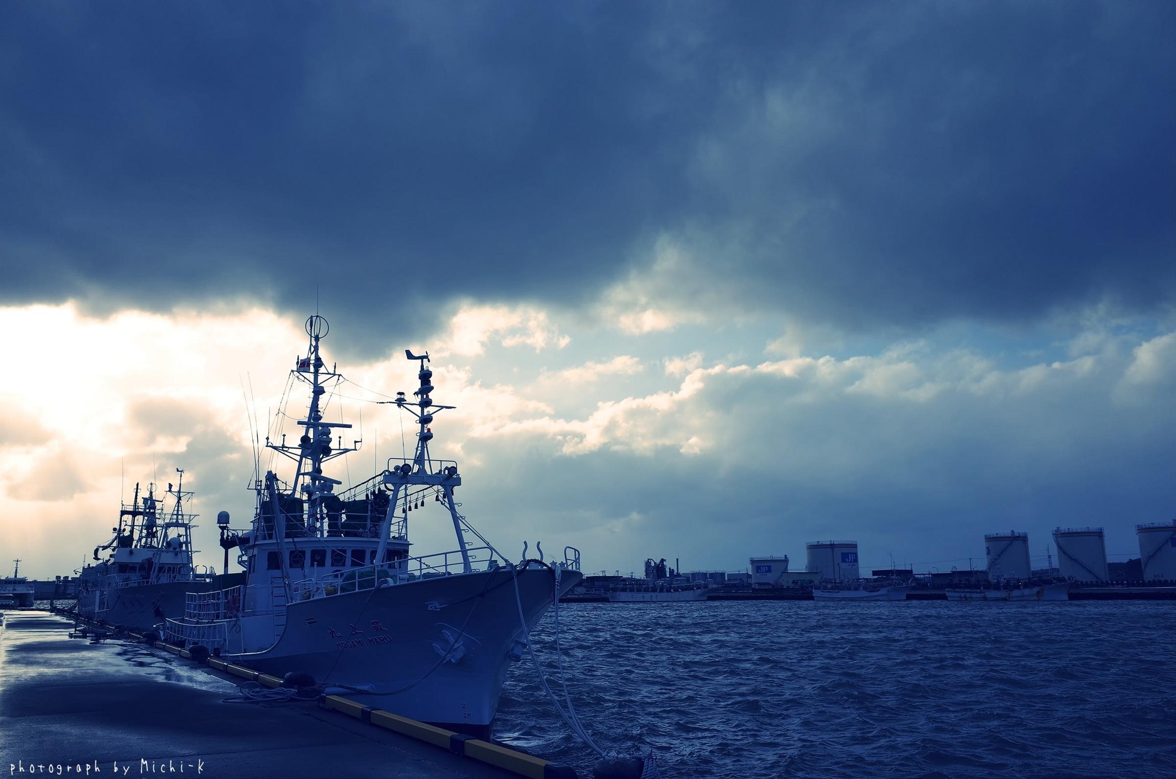 酒田港-3